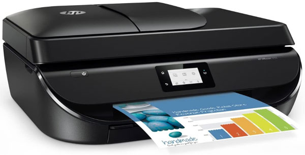 HP 5255 All In One Printer